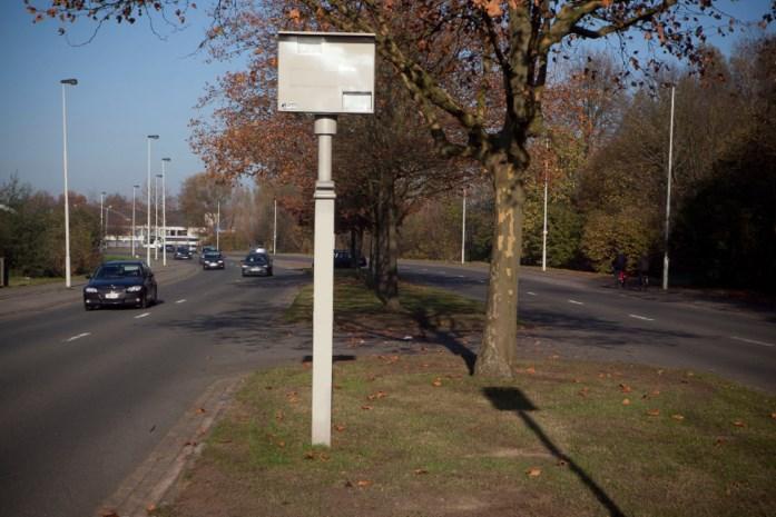 Vorig jaar meer dan 8.000 snelheidsovertredingen in Klein-Brabant