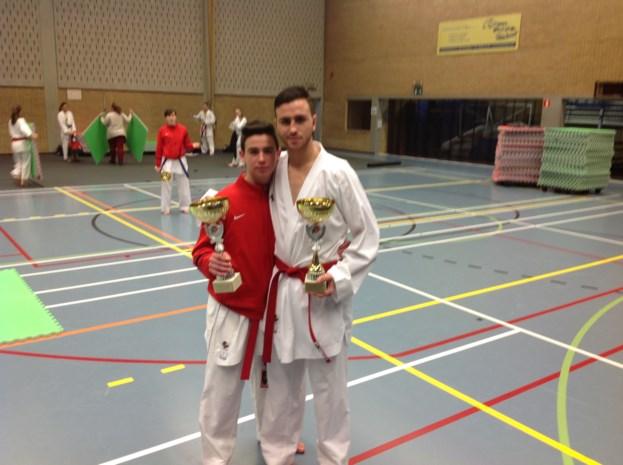 Kapelse leerkracht voor de vijfde keer Vlaams Karatekampioen