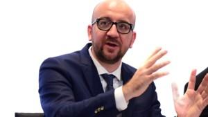 Premier Michel: 'Regering zit op zelfde lijn als Oeso'