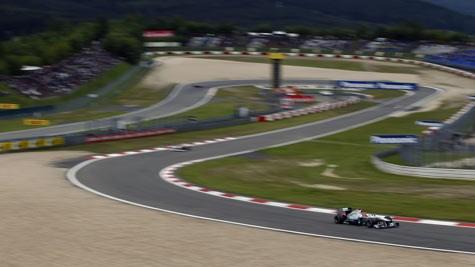 Nurburgring start gesprekken over terugkeer op F1-kalender