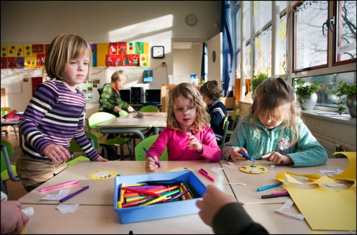 Creatieve namiddag voor lagere schoolkinderen