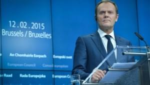 Europese leiders houden druk op Rusland hoog