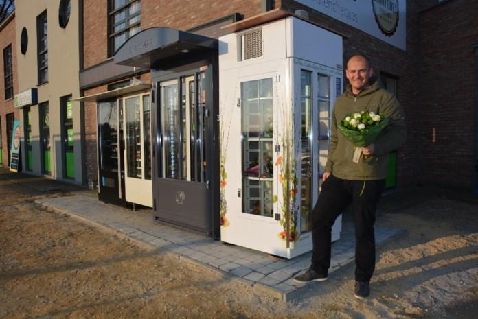 """Bloemenautomaat primeur in de Kempen """