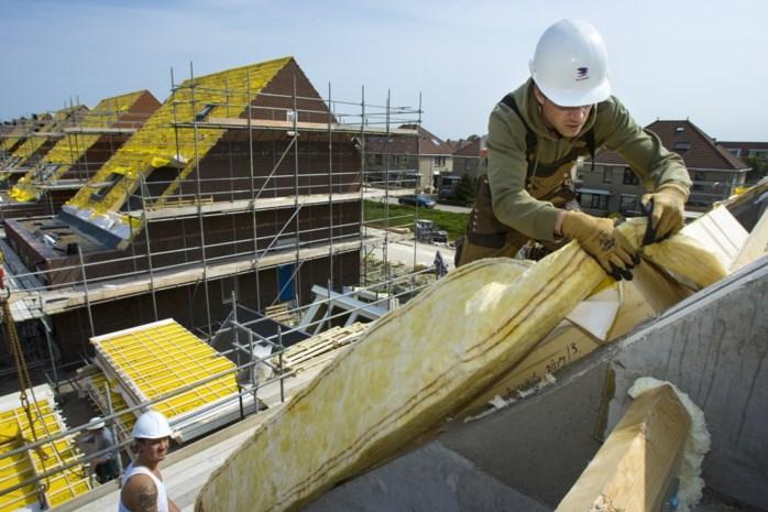 Nieuwbouwwoningen worden steeds kleiner