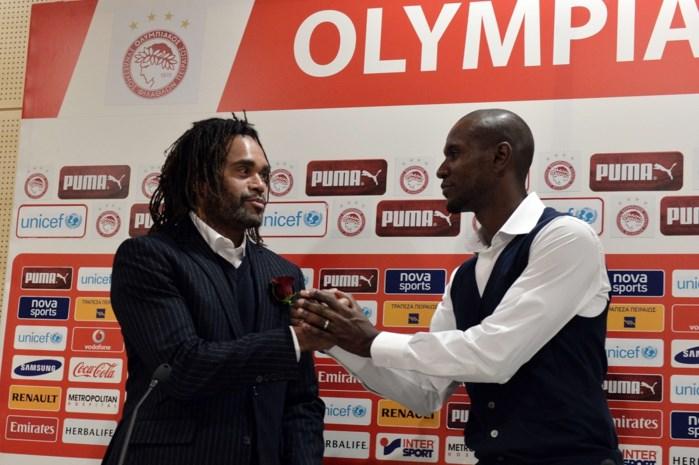 Éric Abidal gaat bij Olympiacos aan de slag als marketing- en sponsoringmanager