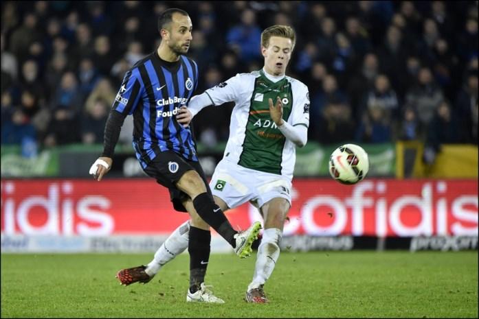 Vazquez terug in Brugse kern voor match in Aalborg