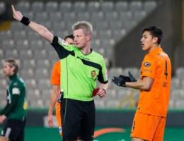 Duarte (Club Brugge) twee speeldagen geschorst voor slag