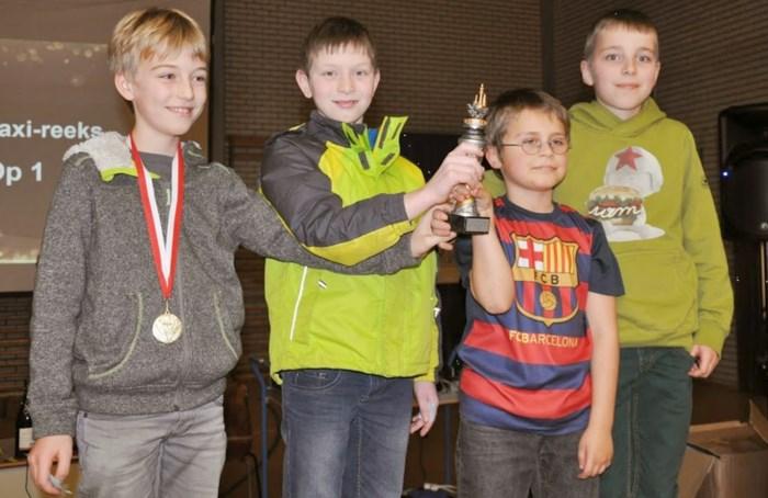Klim Op werd vice-kampioen schaken
