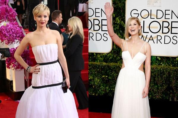 QUIZ. Waren deze sterren 'best' of 'worst' dressed op de Oscars?