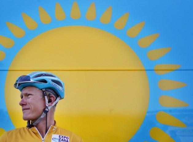 Vinokourov niet langer ambassadeur van Kazachse Winterspelen