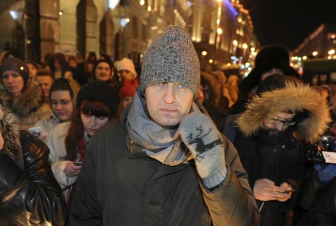 Kremlincriticus Navalny veroordeeld tot 15 dagen cel