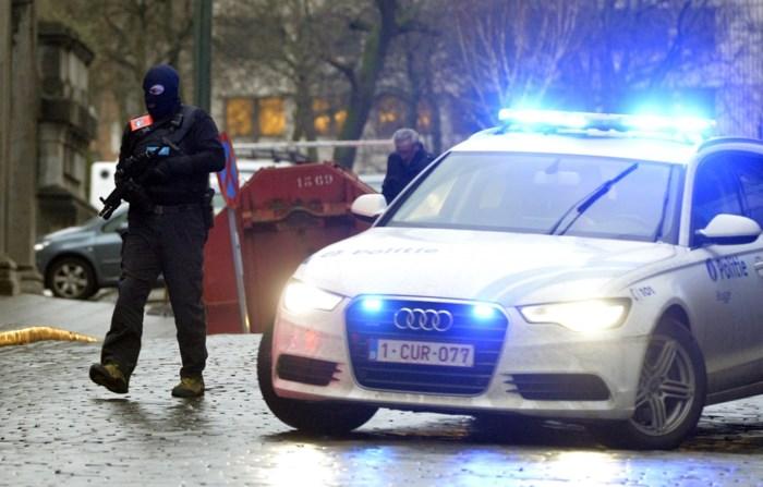 Vier verdachten terreurcel Verviers blijven in de cel