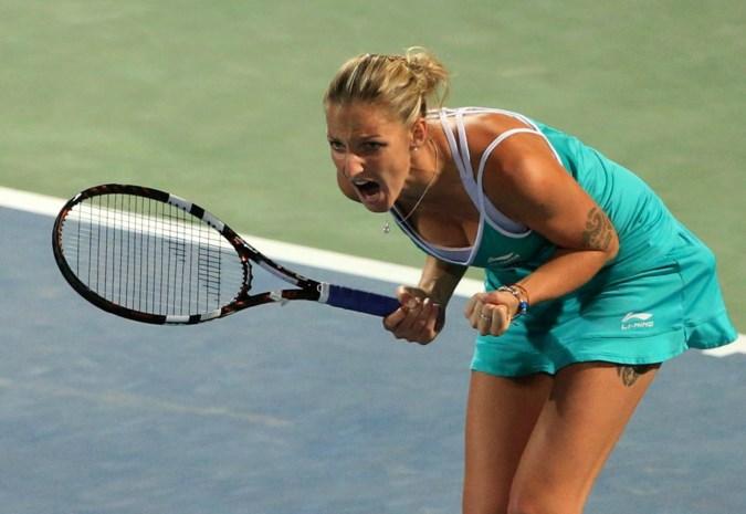 Pliskova en Halep spelen finale in Dubai