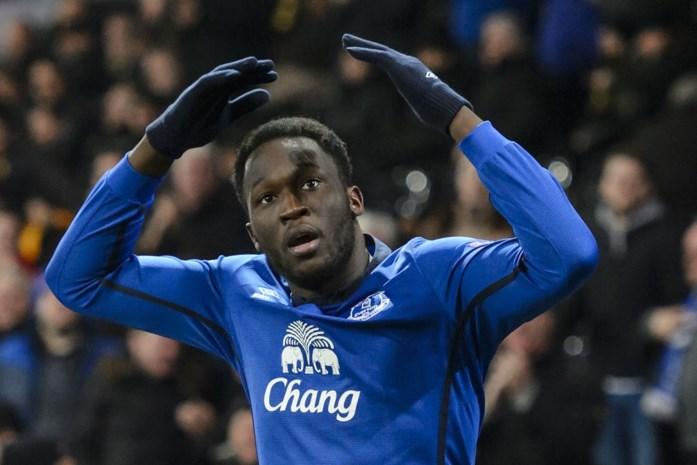 'Lukaku toonde vandaag dat hij graag bij Everton voetbalt'