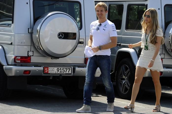 Nico Rosberg heeft heuglijk nieuws