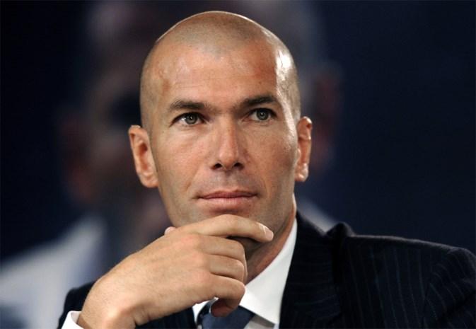 Zidane verrast: 'Ooit Club Brugge coachen? In voetbal weet je nooit'