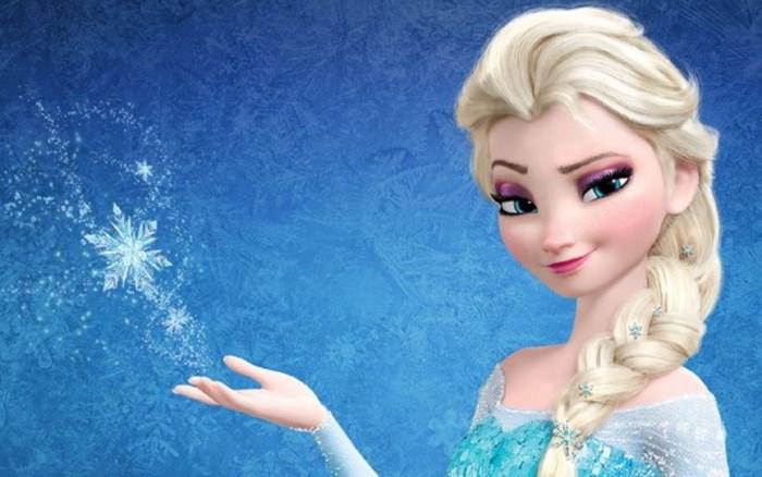 Politie stuurt opsporingsbevel uit voor Disneyfiguur Elsa van Arendelle