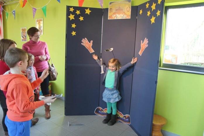 800 mensen bezoeken pop-up circus in Suske en Wiske-Kindermuseum