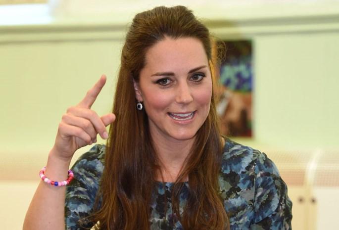 Waarom Kate Middleton grijze haren krijgt