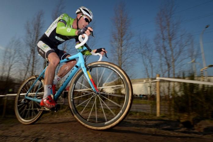Sven Nys start niet in Kleicross Lebbeke