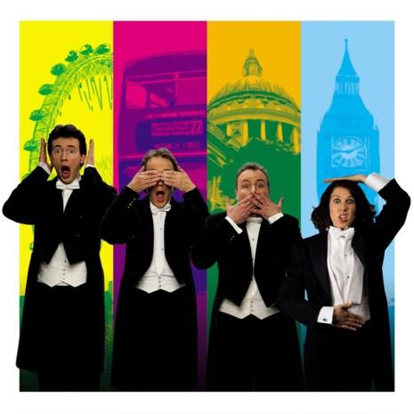 De Werft ontvangt vermaard London Quartet