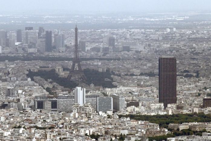 Journalisten al-Jazeera gearresteerd na drone-vluchten boven Parijs