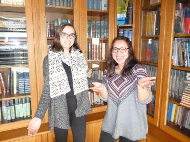 Twee OLVI-leerlingen stoten door in 'best public speaker'
