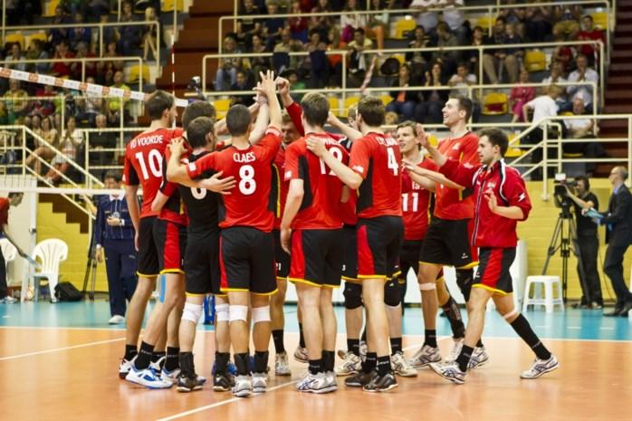 Belgische volleybalploegen kennen eerste opponenten