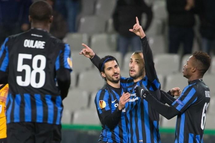 Club Brugge tankt vertrouwen na galamatch in Europa