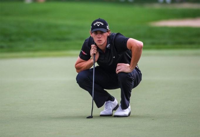 Golfer Thomas Pieters knap tweede in Johannesburg