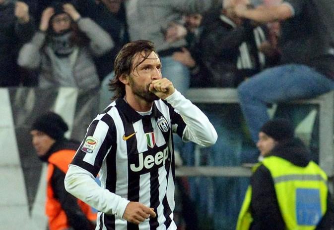 Juventus moet Pirlo tijdje missen