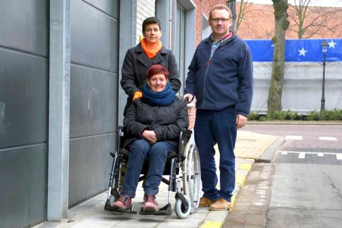 Aandacht voor toegankelijke voetpaden