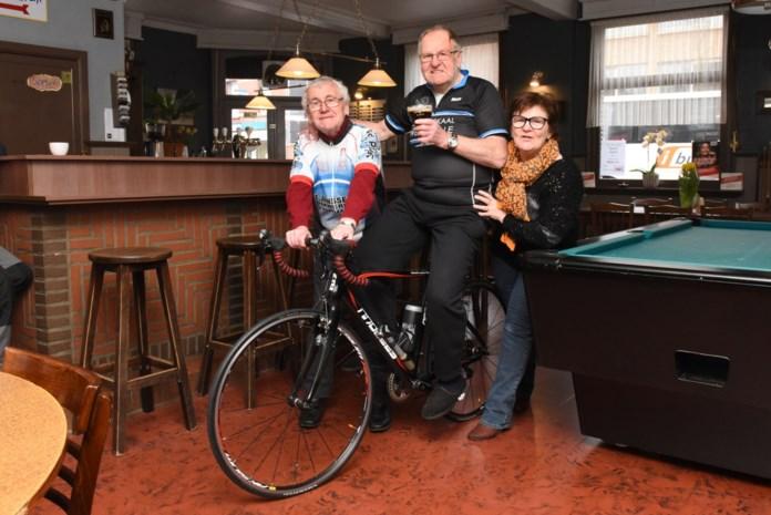 82-jarige Rik Grootjans fietst nog altijd