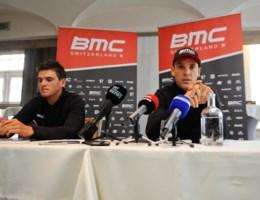 Gilbert en Van Avermaet allebei kopman: 'Tactiek bepalen tijdens wedstrijd'