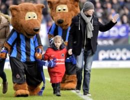 Terminaal zieke supporter zorgt voor pakkend moment in Brugge