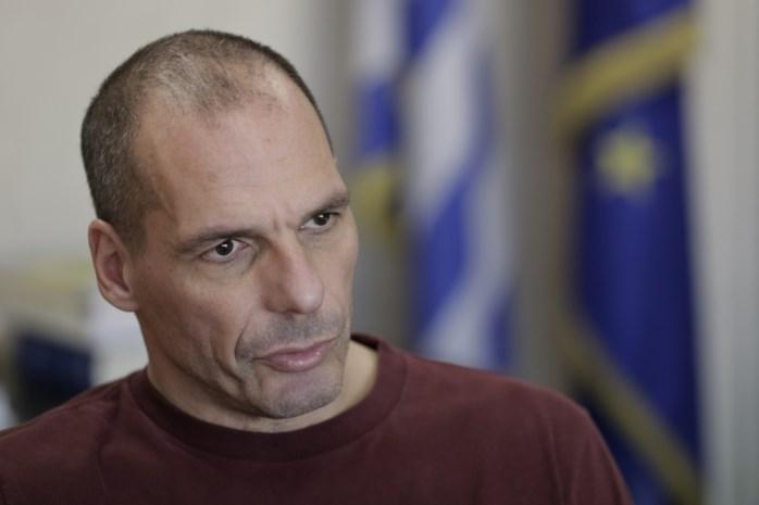 Varoufakis: 'Koste wat het kost IMF terugbetalen'