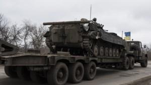 Oekraïnse rebellen beweren zware wapens teruggetrokken te hebben
