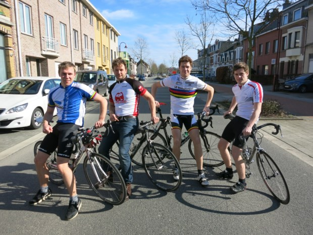 Boechoutse wielertoeristen organiseren Ronde van België