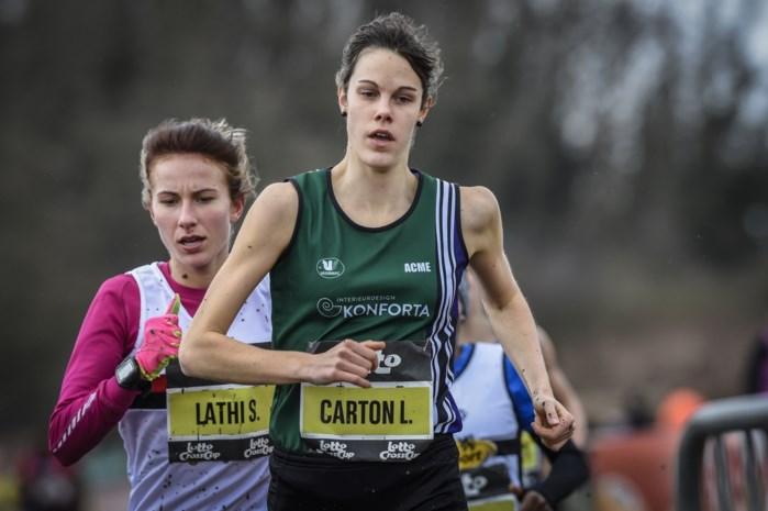 Louise Carton: 'Volgend jaar moet ik bevestigen'