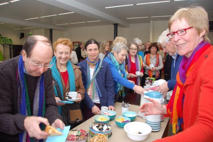 Regenboogkoor concerteert met Koffiestop voor Broederlijk Delen