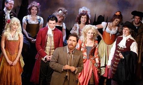 Conservatorium Brussel assisteert Loge10 Theaterproducties