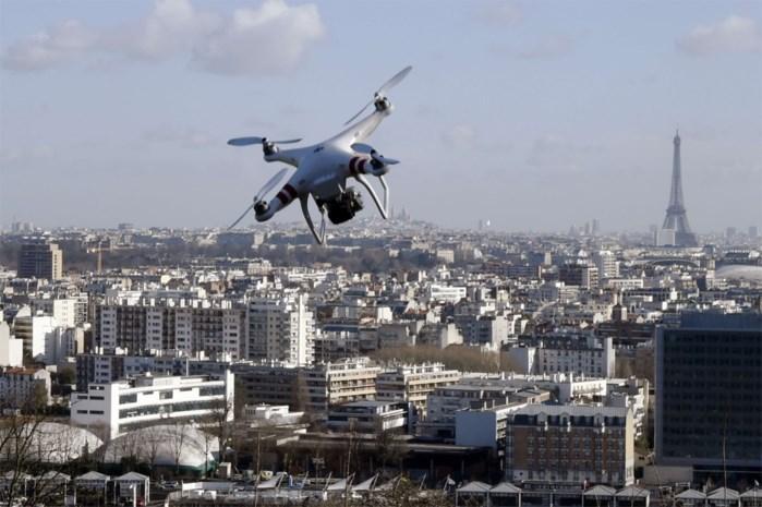 Drones blijven Parijs teisteren