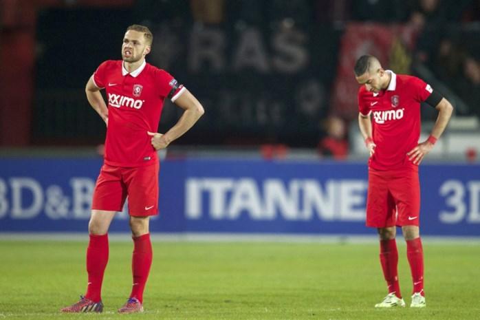 Het rommelt in Nederland: Twente is drie punten kwijt