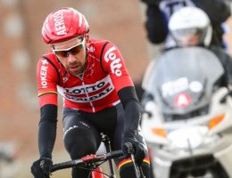 Thomas De Gendt: 'Goede training'