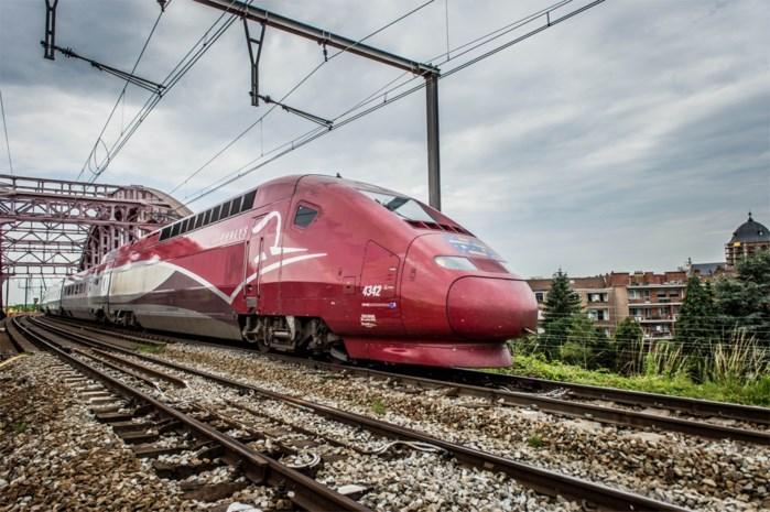 Thalys-treinen rijden opnieuw normaal