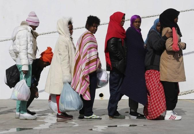 Illegale migratie naar Europa bijna verdrievoudigd