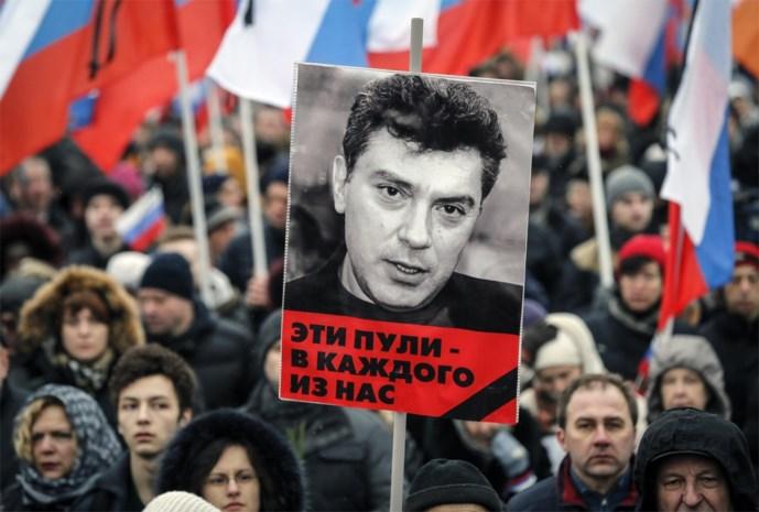 'Verdachten van moord op Boris Nemtsov in beeld'