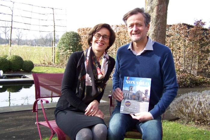 Koppel lanceert magazine over Italië