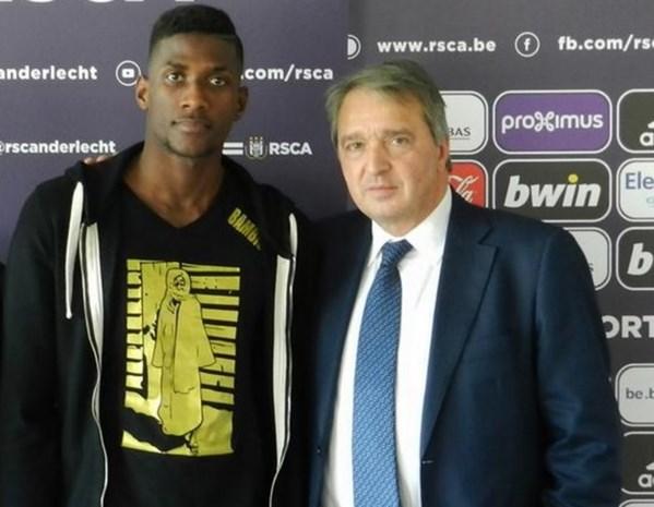 'Nieuwe Kouyaté' tekent tot eind dit seizoen bij Anderlecht