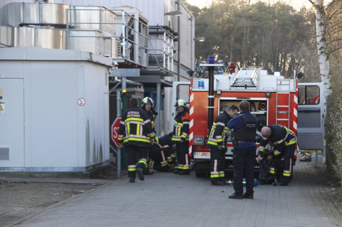Brand gauw onder controle